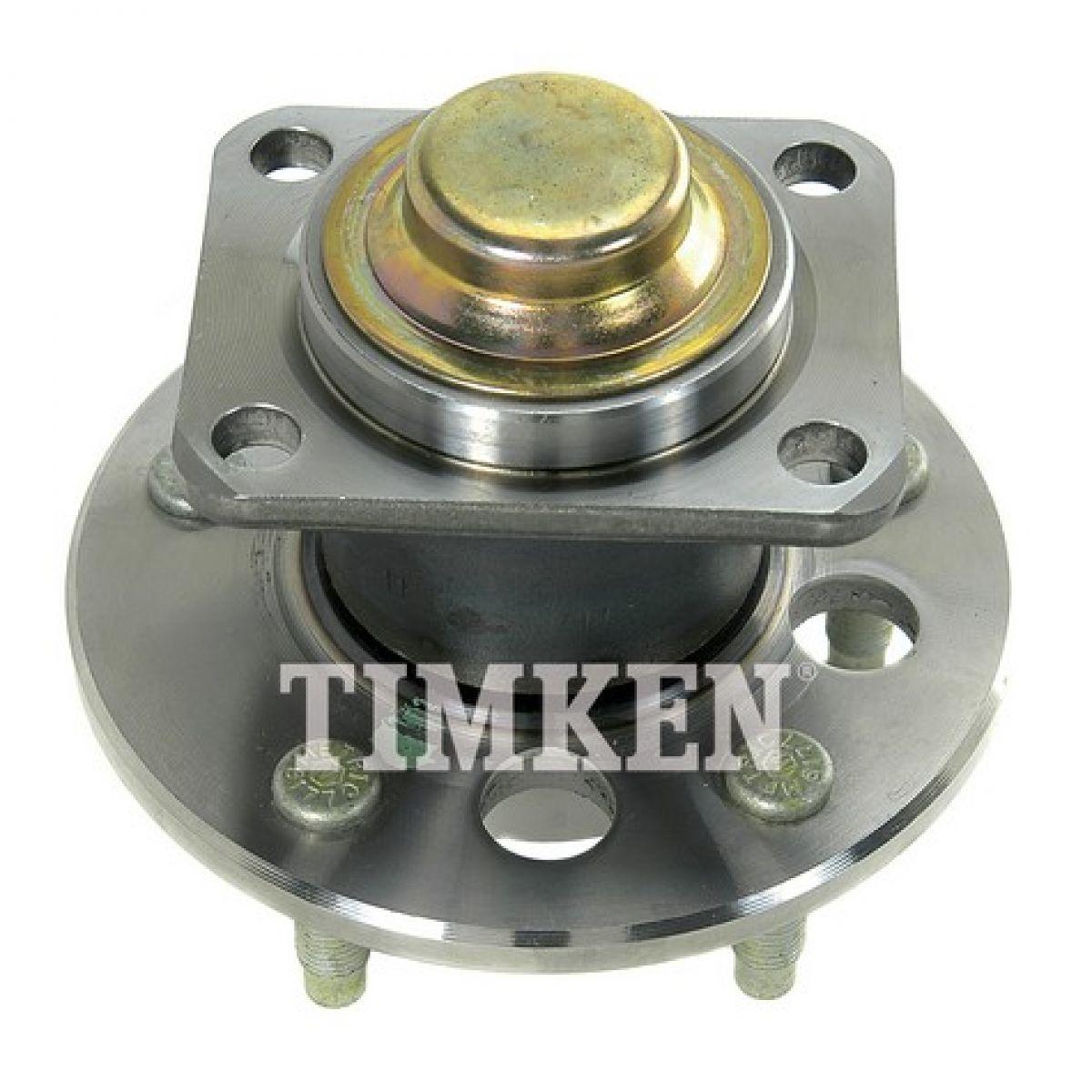 2003 Buick Century Wheel Bearing: Rear Wheel Hub & Bearing TIMKEN For Buick Chevy Pontiac