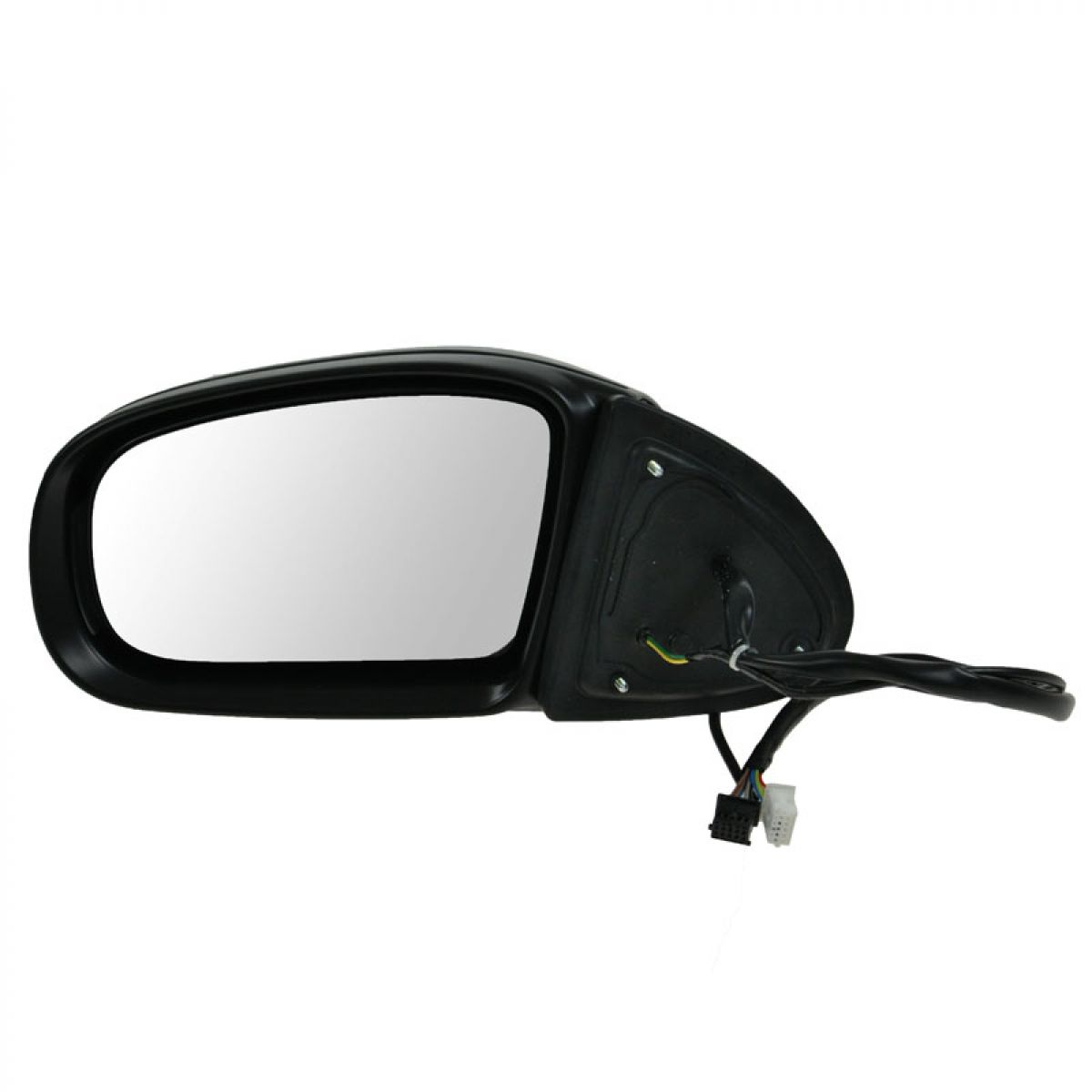 Power folding heated side view mirror w turn signal driver for Mercedes benz side mirror turn signal