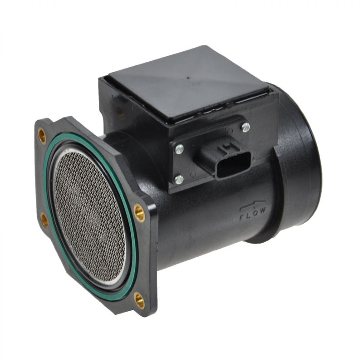 Air Flow Monitor : Mass air flow meter sensor w housing maf for nissan maxima