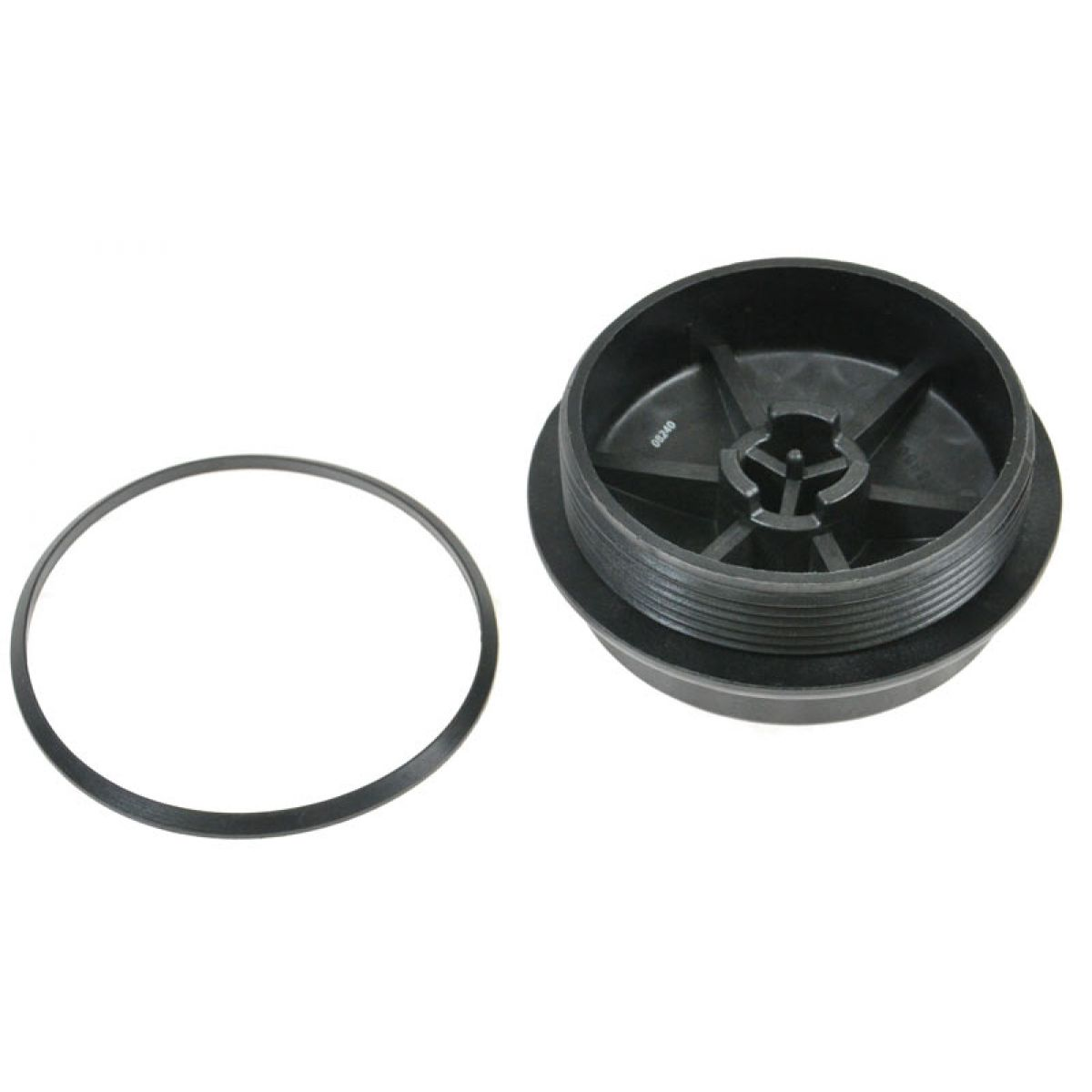 Fuel Filter Housing Cap Gasket For Ford Van Super Duty 7
