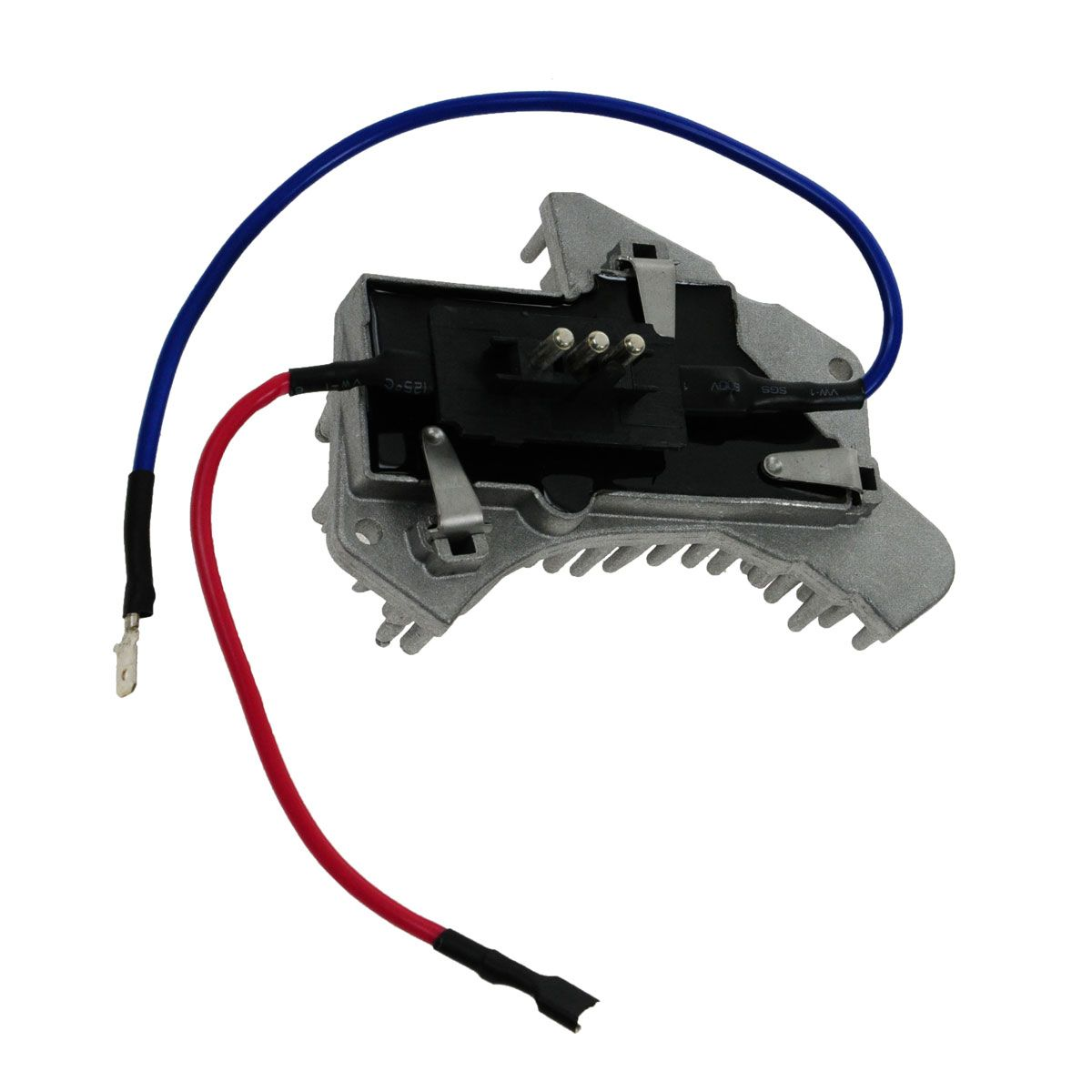 hvac blower motor switch resistor regulator for mercedes