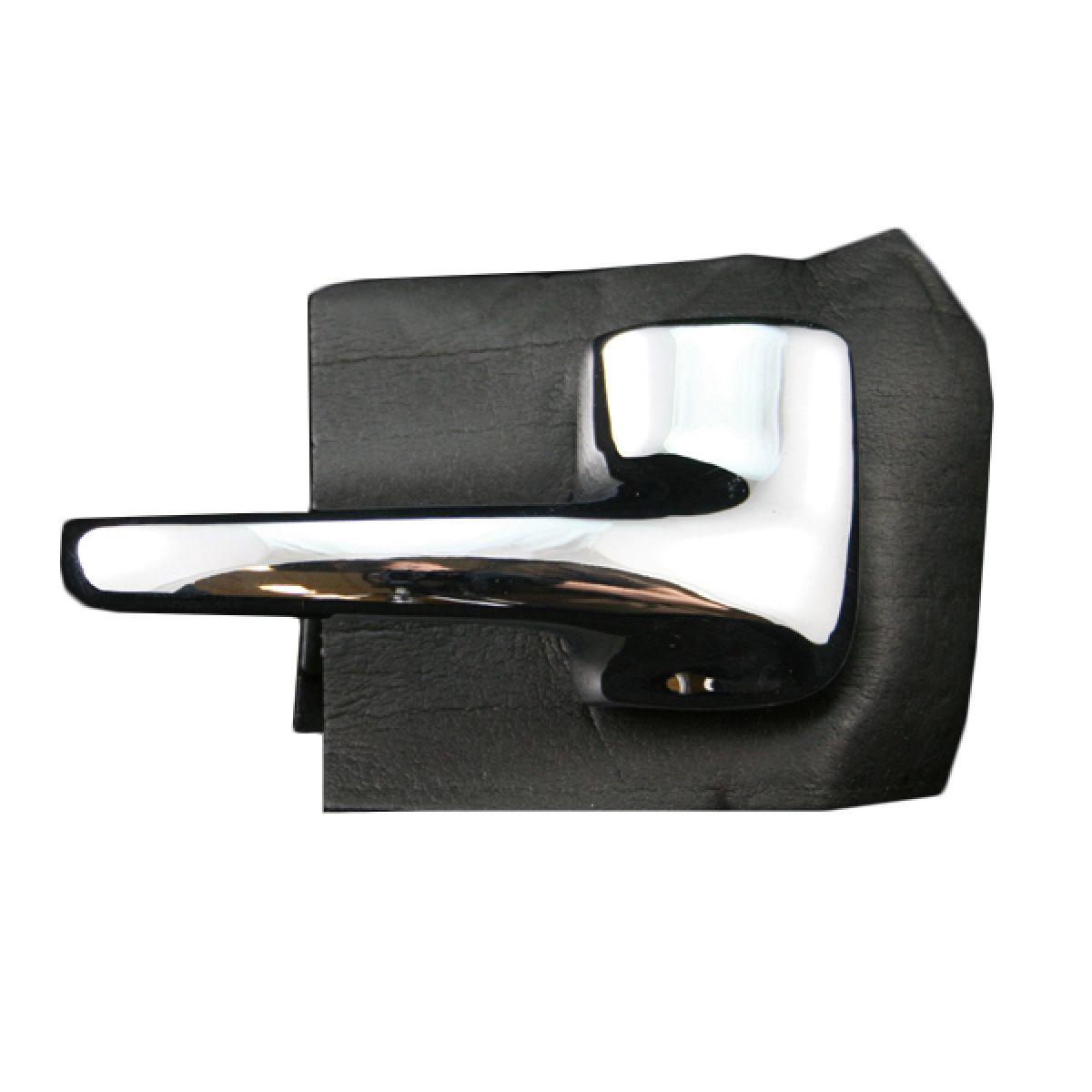 chrome inside interior door handle passenger side right rh for 95 97 town car ebay. Black Bedroom Furniture Sets. Home Design Ideas