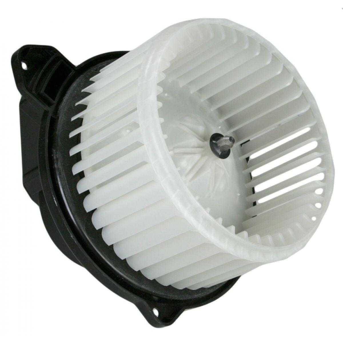 Heater blower motor w fan cage for dodge ram 1500 2500 for Fan motor for heater