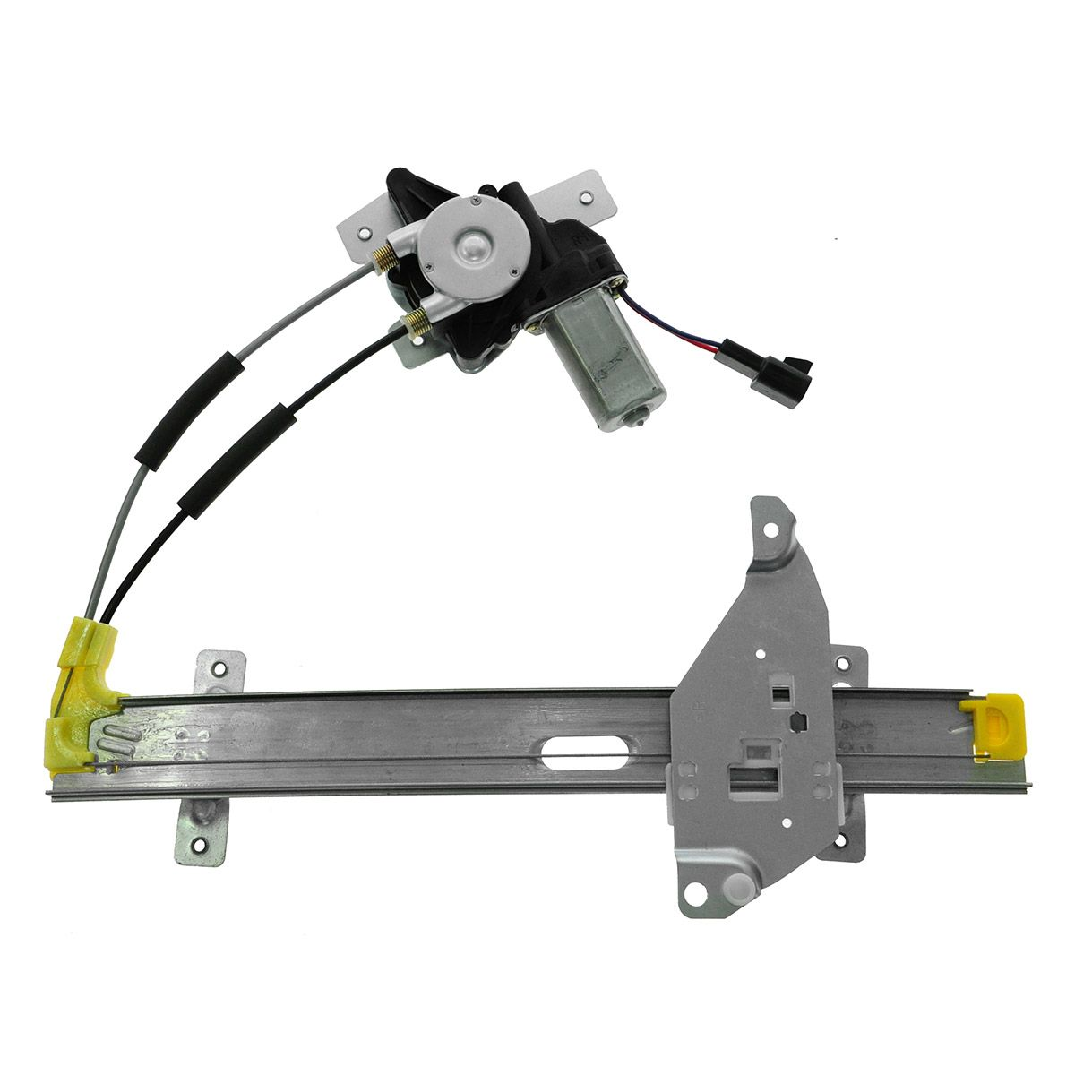 Power window regulator motor rear passenger side rh for for 1998 buick regal window motor
