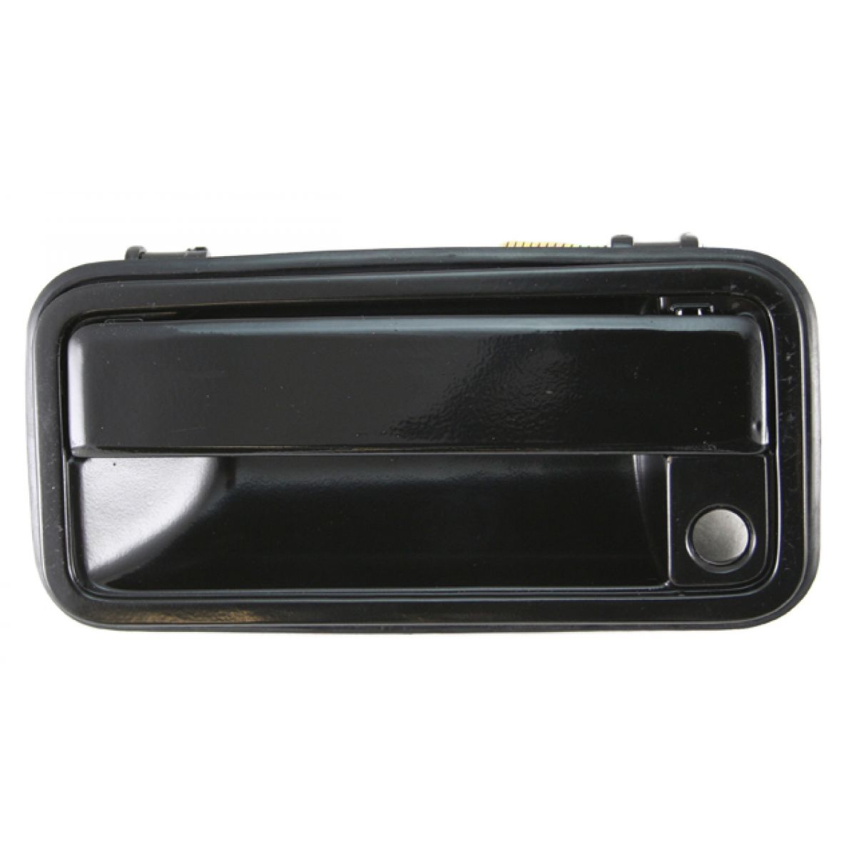 Front outside exterior door handle driver side left lh for for Outside side door