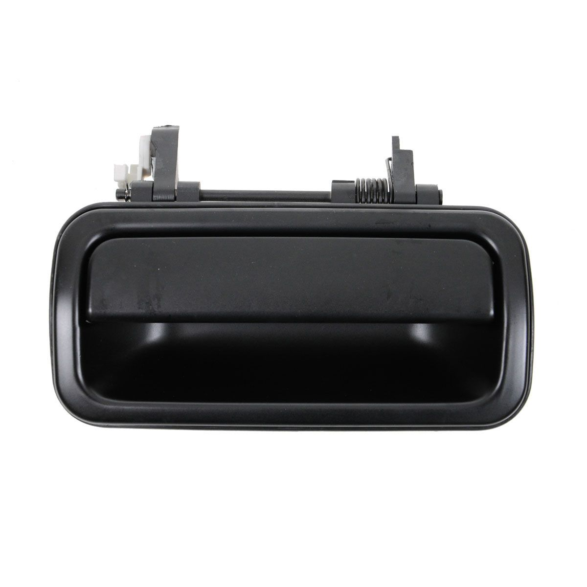 Rear exterior outside smooth door handle passenger side rh for Rear exterior door