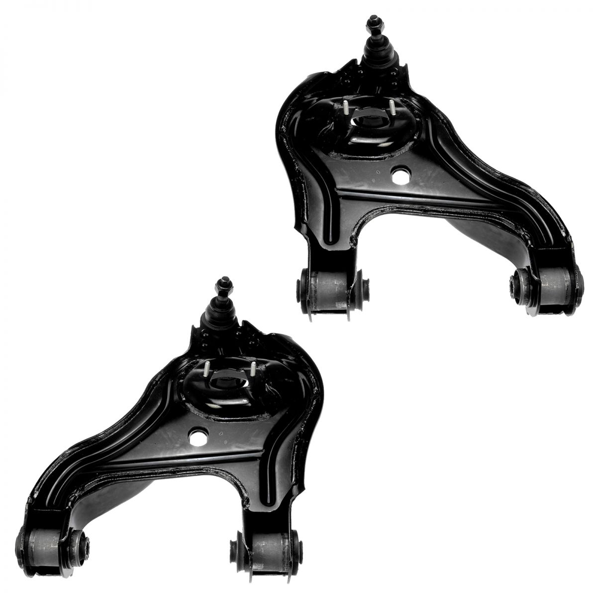 Removing Drivers Side Lower Control Arm 2007 Chrysler: Control Arm Front Lower Left Right Pair Set For Dodge RAM