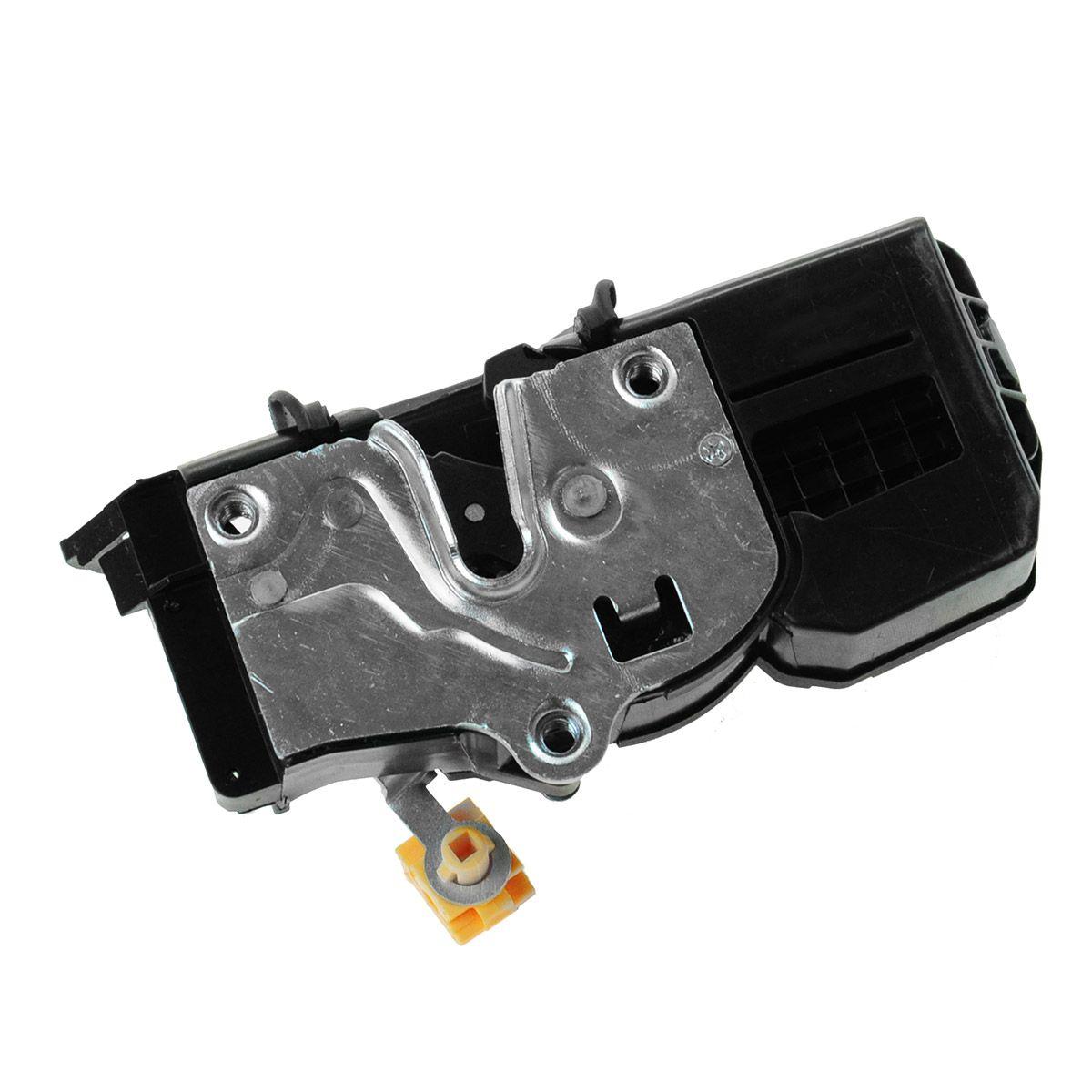 Door latch lock actuator assembly front passenger side rh for Door lock actuator