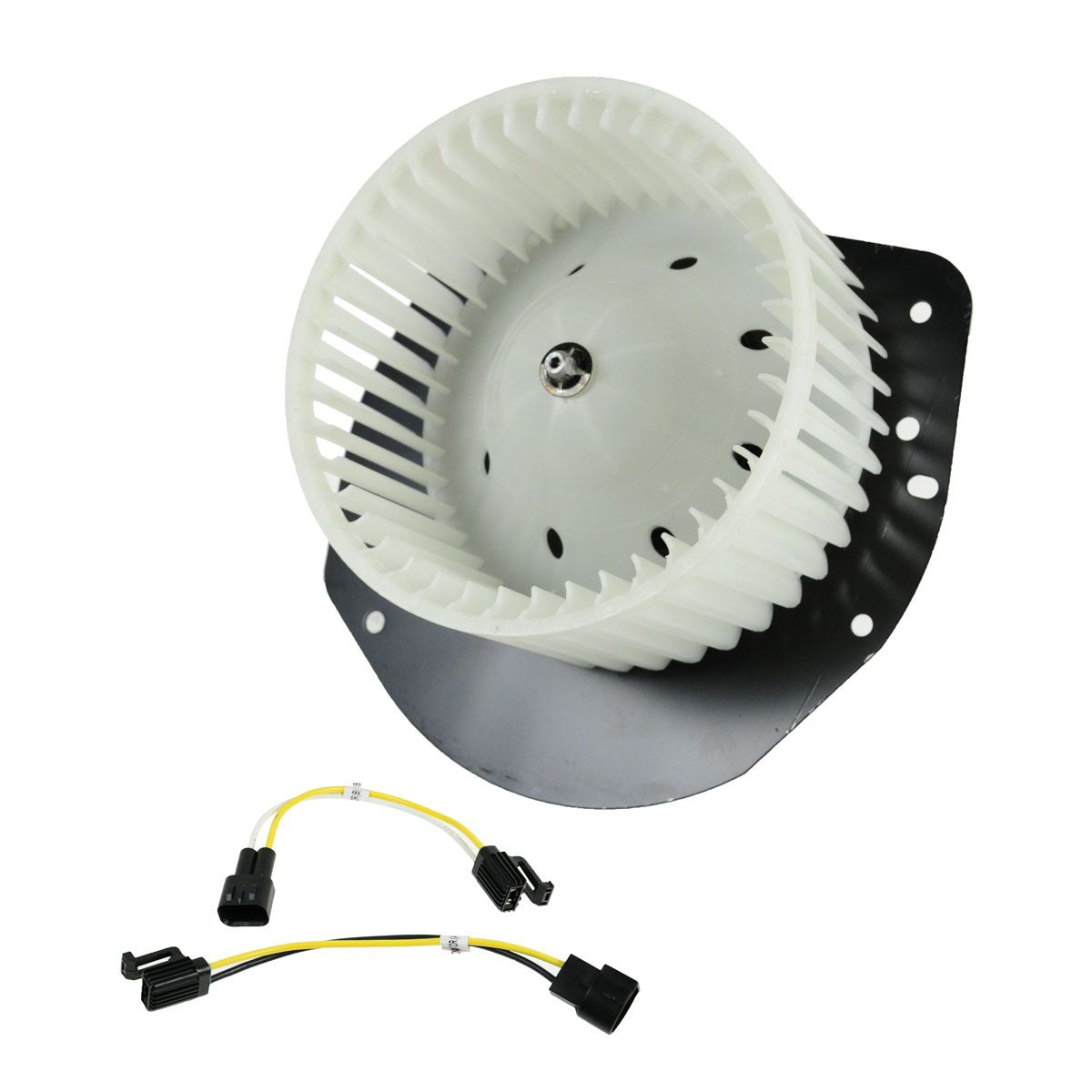 heater a c blower motor w fan cage for lincoln mercury