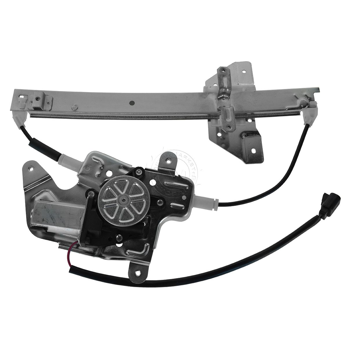 Power window regulator motor rear driver side left for for 1999 pontiac grand am window regulator