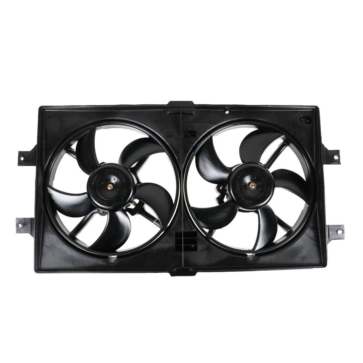 Radiator cooling fan motor assembly for chrysler 300m for Radiator fan motor price