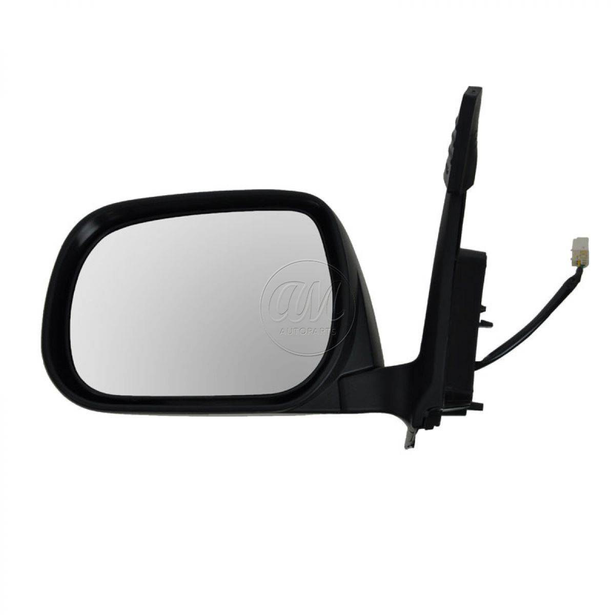 Mirror Side View Power Driver Left LH for 09-12 Toyota Rav4 Rav 4 US Built