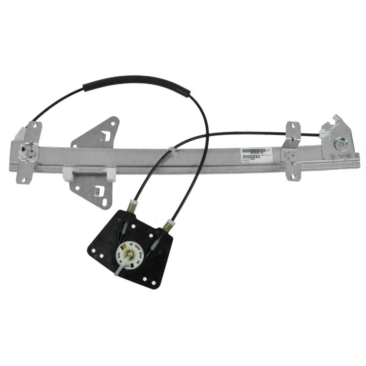 Front power window regulator driver side left lh for for 2002 dodge dakota window regulator