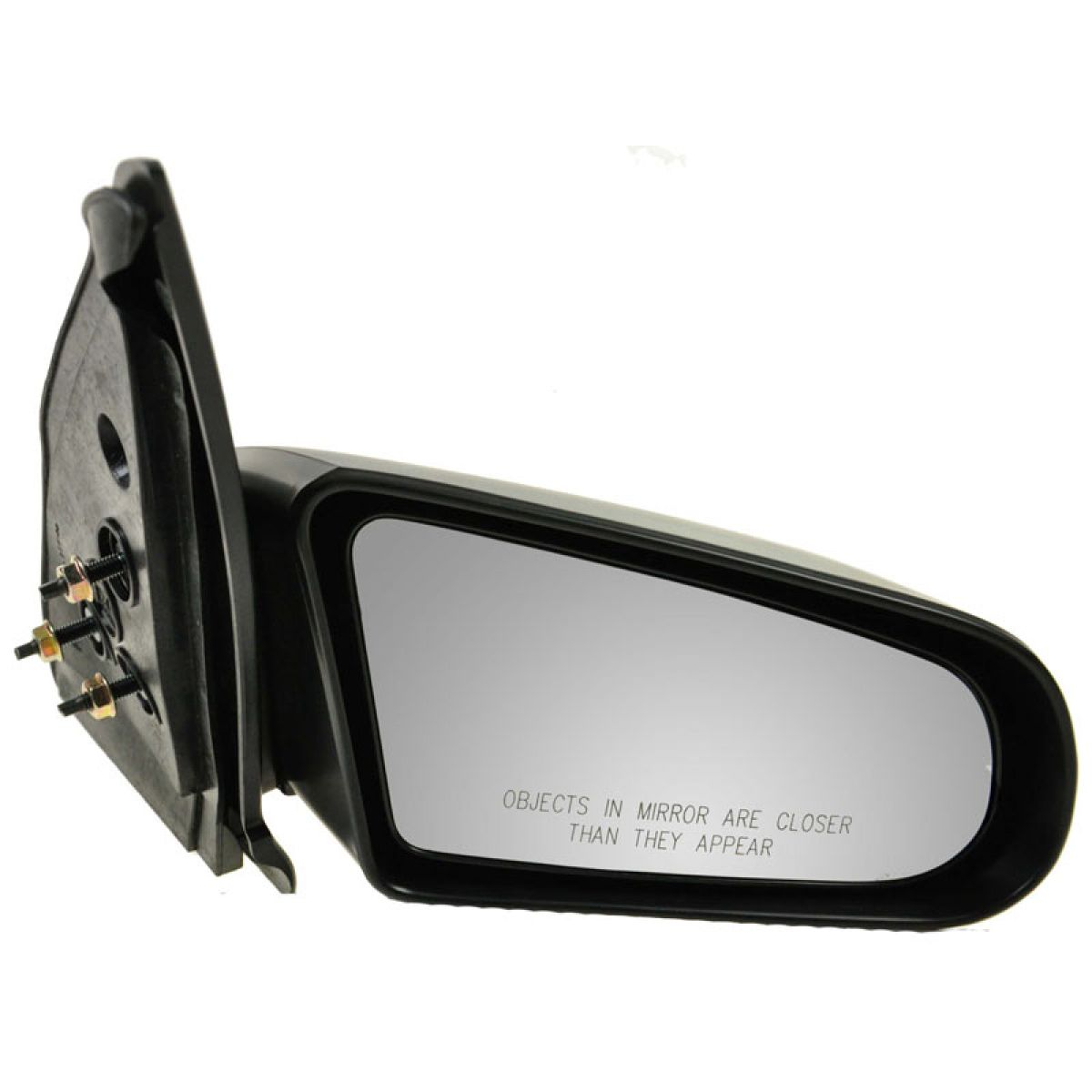manual side view mirror passenger right rh for saturn s series sl sw 4 door