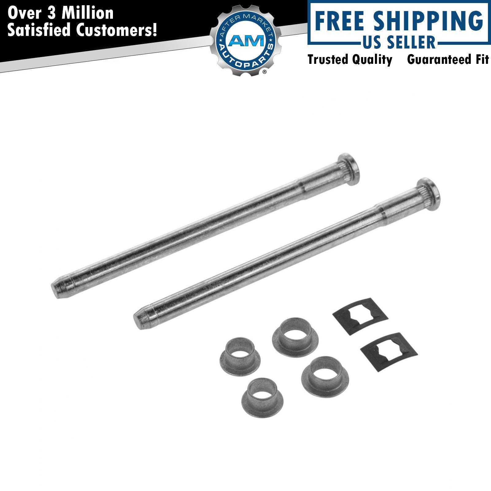 front door hinge pin  u0026 bushing kit set for 96