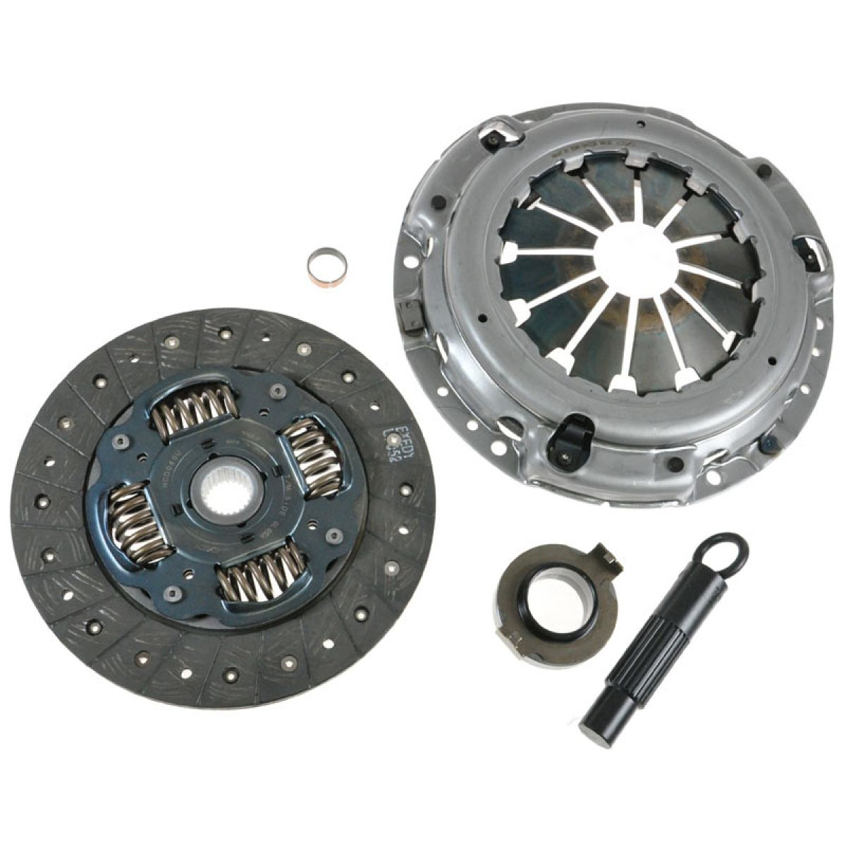 Auto Clutch Plate : Pressure plate throw out bearing clutch kit exedy for