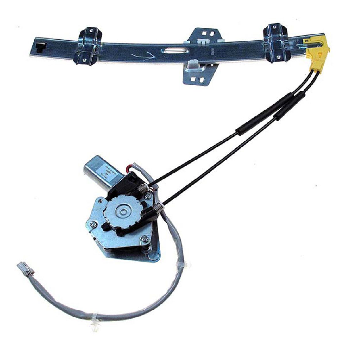 Power door window regulator w motor driver side left lh for 1991 honda accord window regulator
