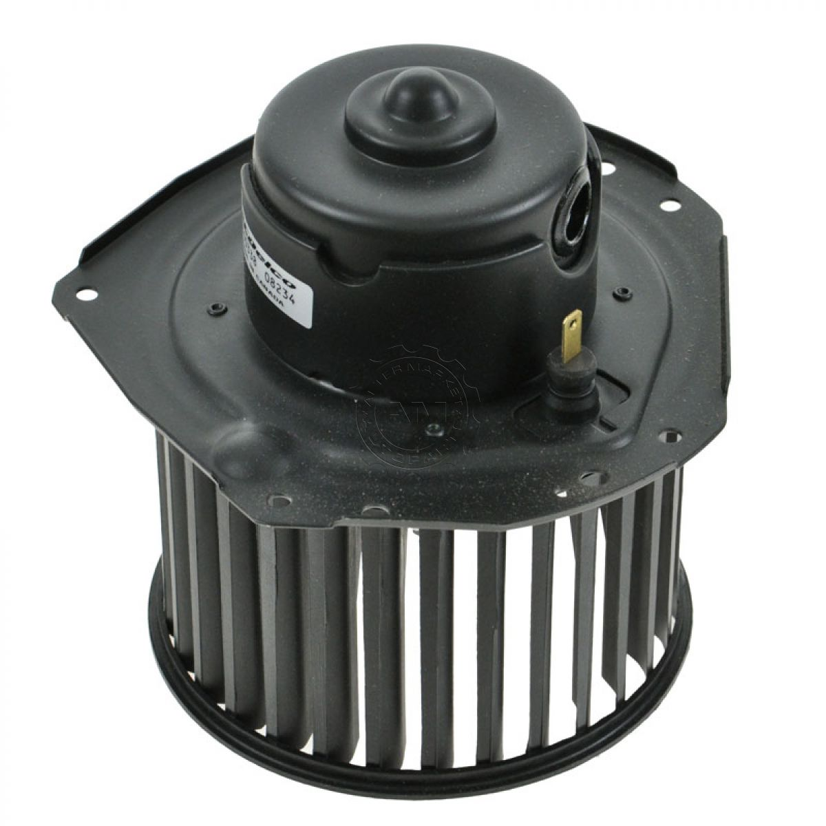Ac delco 15 80386 heater blower motor w wheel for chevy for Blower motor for ac