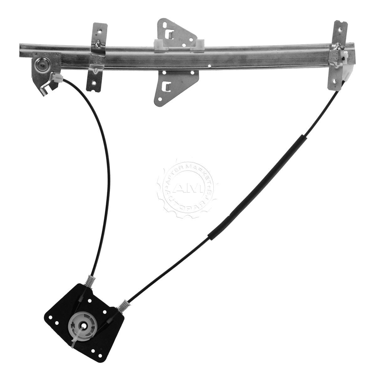 Power window regulator front driver side left lh for for 2002 dodge dakota window regulator