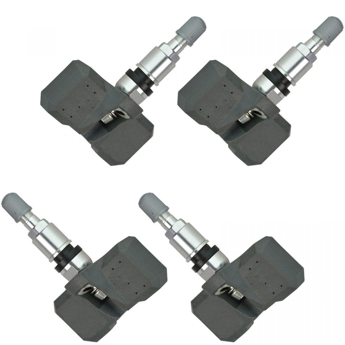 tire pressure sensor monitoring system tpms 4 piece set kit for toyota ebay. Black Bedroom Furniture Sets. Home Design Ideas