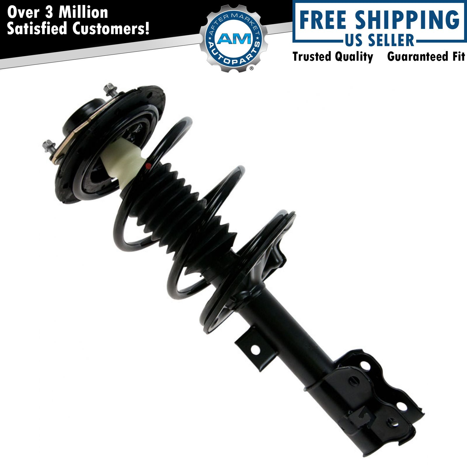 Toyota Tundra Spring Assembly Front Seat Back Right: Front Strut & Spring Assembly Right Passenger Side RH RF
