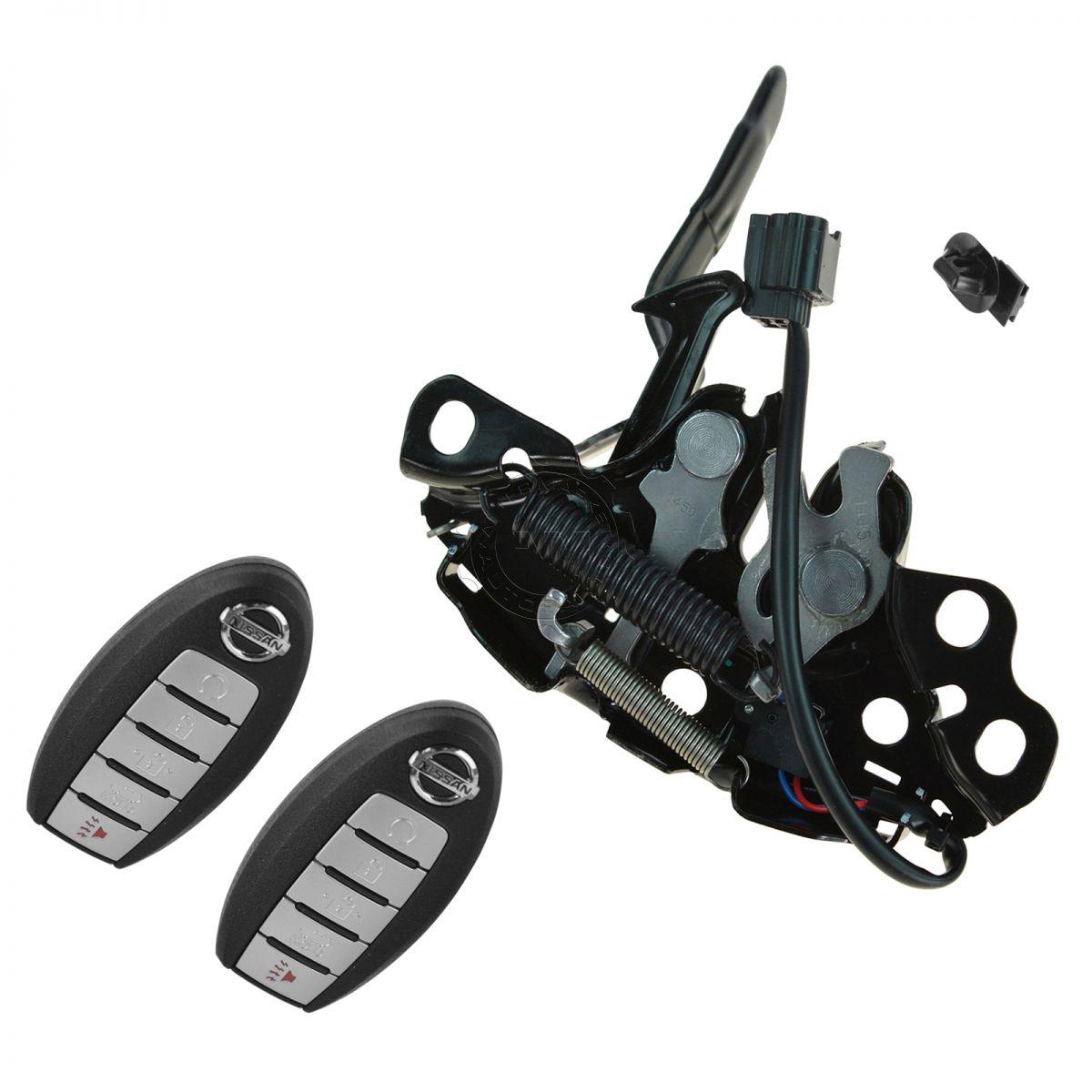 Remote    Engine Auto    Starter    Kit Set for 13 14 Nissan    Altima