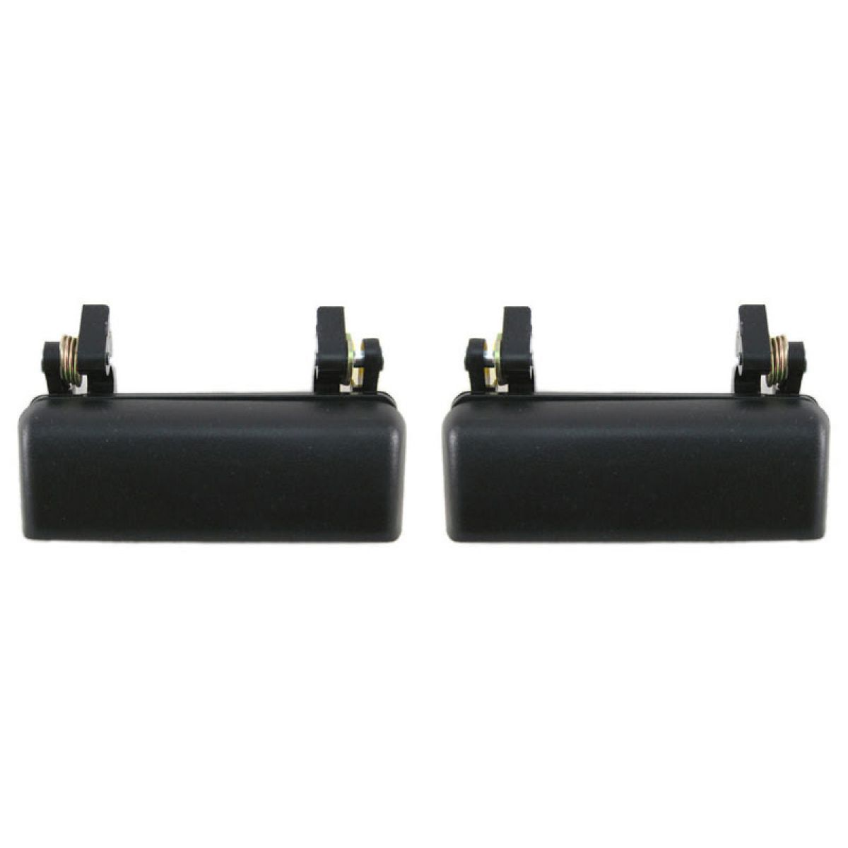 outer outside exterior door handle pair set for 93 11 ford ranger