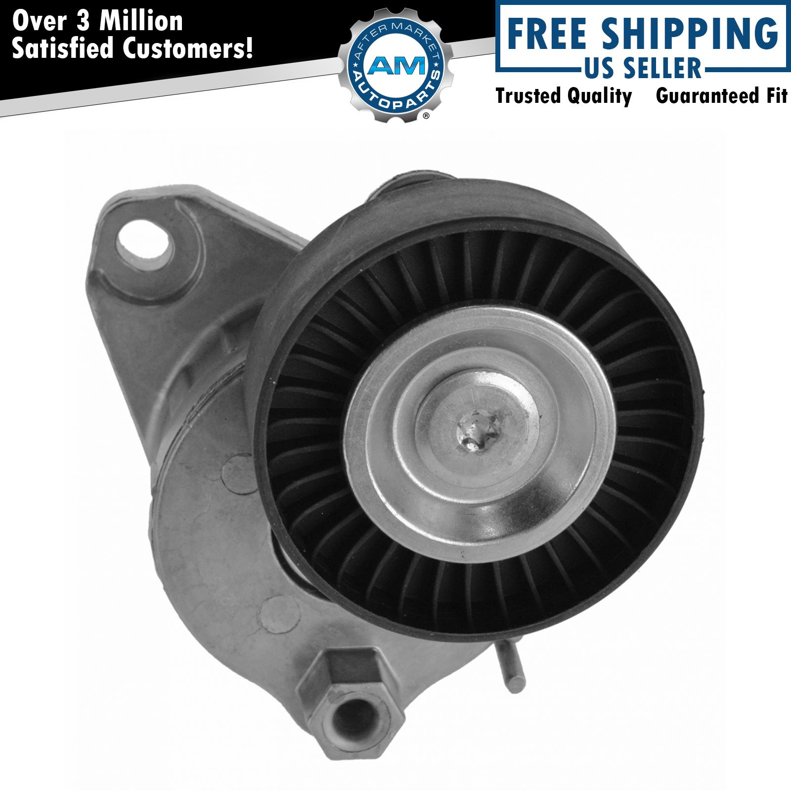 serpentine belt tensioner pulley for mercedes benz ml s