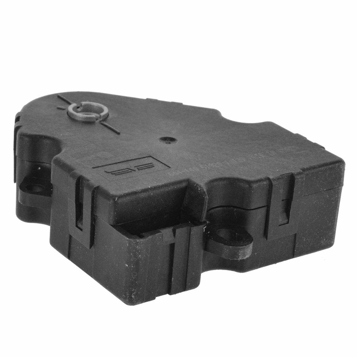 Service manual [Hvac Heater Vent Door Mode Actuator Motor ...