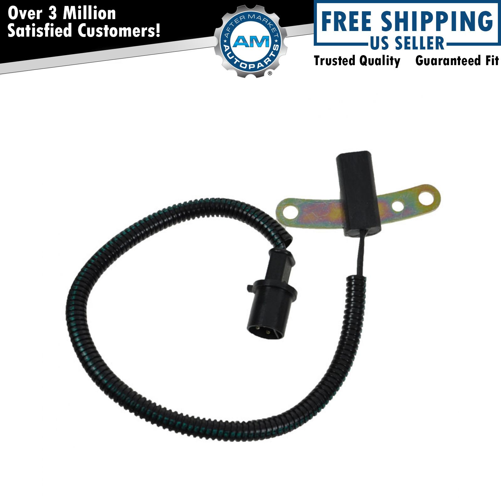 Crankshaft Position Angle Sensor CPS CAS For 91-92 Jeep