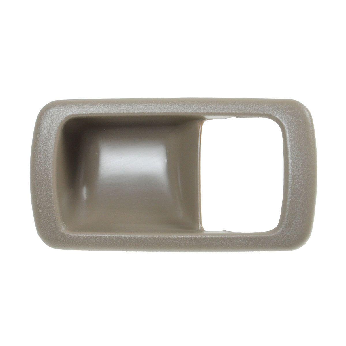 Tan Interior Inside Inner Door Handle Bezel Driver Left Lh For 92 96 Camry Ebay