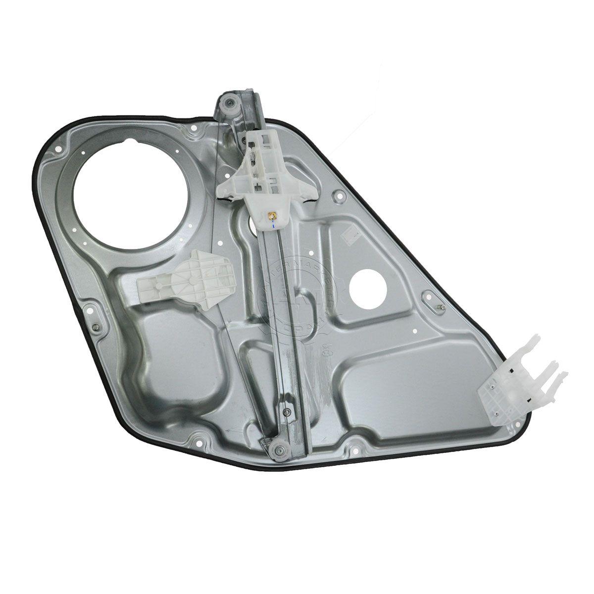 Rear power window regulator passenger side right rh for 06 for Passenger side window motor