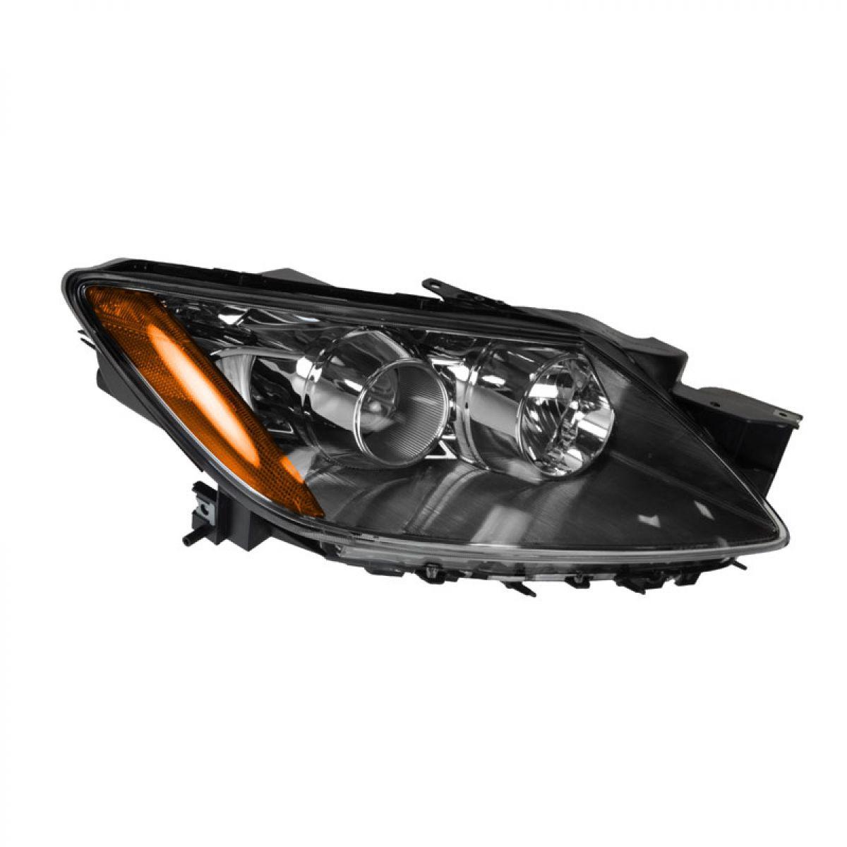 Xenon Headlight Headlamp Passenger Side Right RH For 07-09