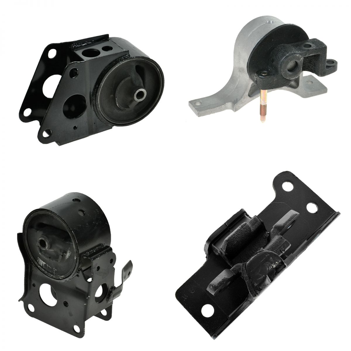 Engine Motor Transmission Mounts Kit Set Of 4 For Nissan Altima Maxima Quest Ebay