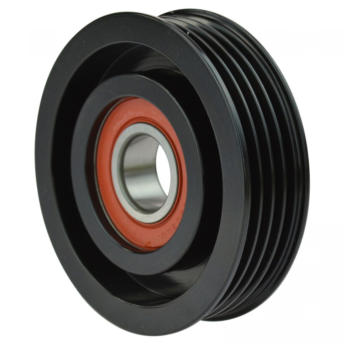 Serpentine Belt Pulley Bearing Noise : Engine idler pulley p for dodge honda mazda