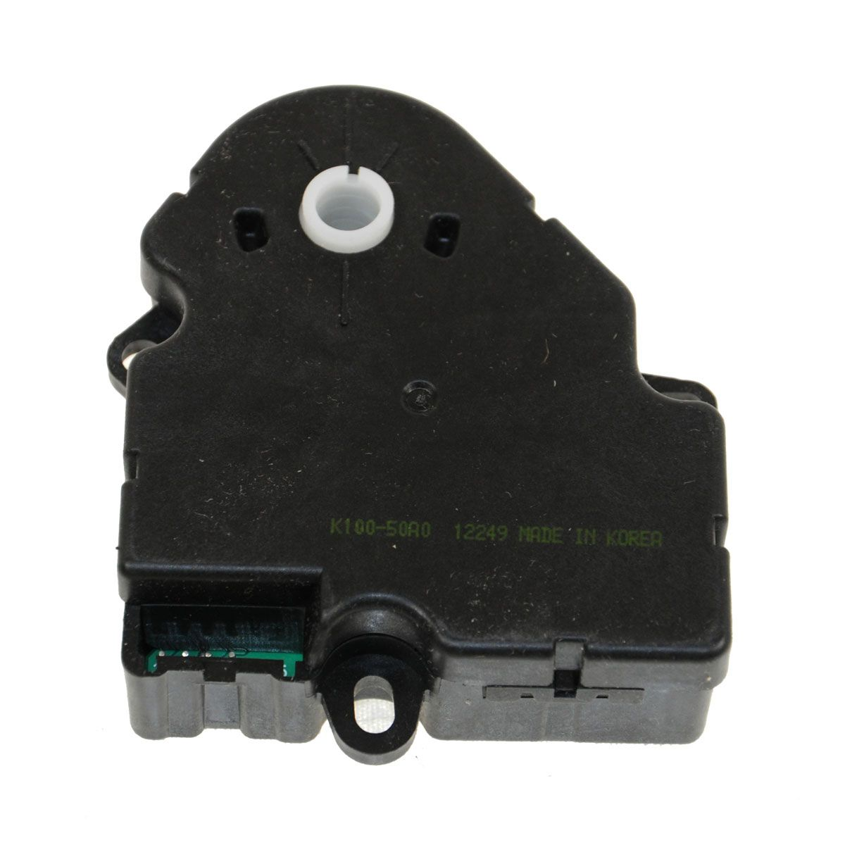 Temp blend door actuator heater a c ac fan new for buick for Door actuator