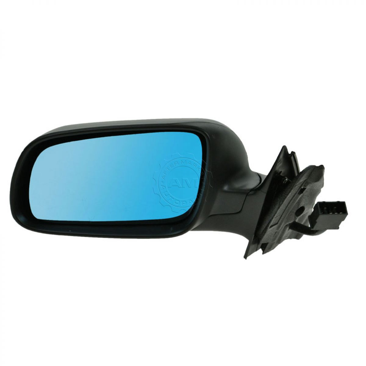 Power Heated Tinted Folding Side View Mirror Driver Left