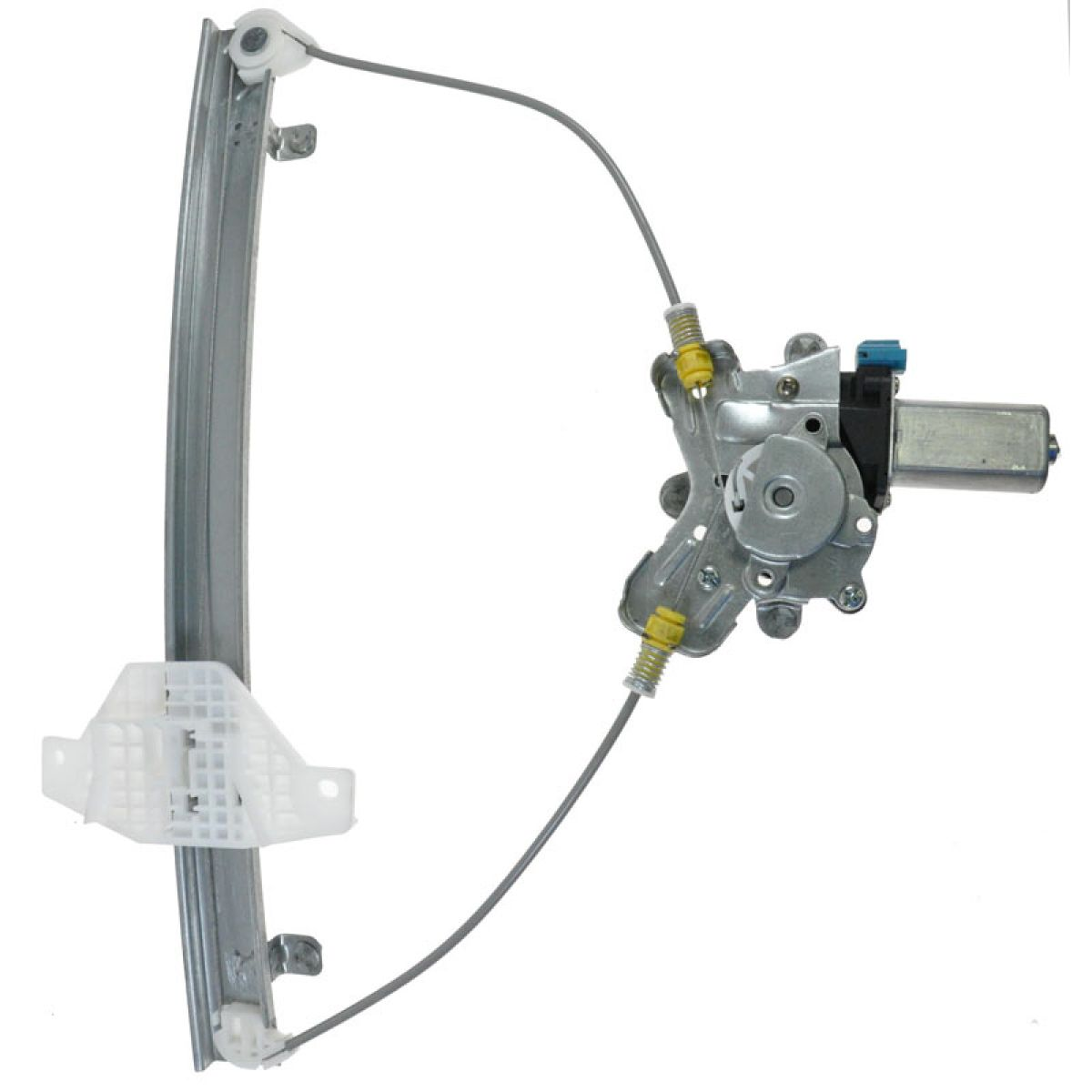 Front power window regulator w motor passenger side right for Power window motor replacement cost