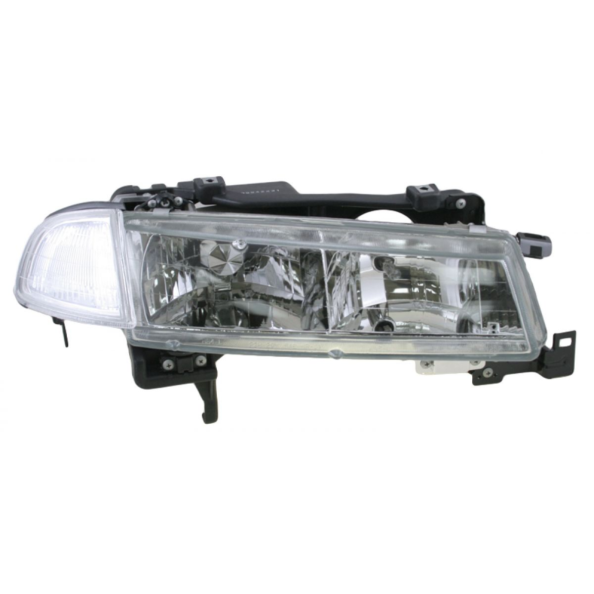 Headlight Headlamp Passenger Side Right Rh New For 92 96