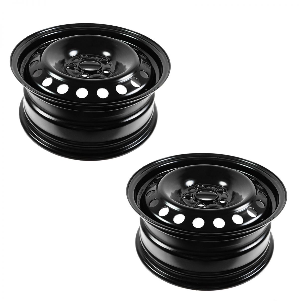 16 inch Steel Replacement Wheel Rim New Pair for 12 13 ...