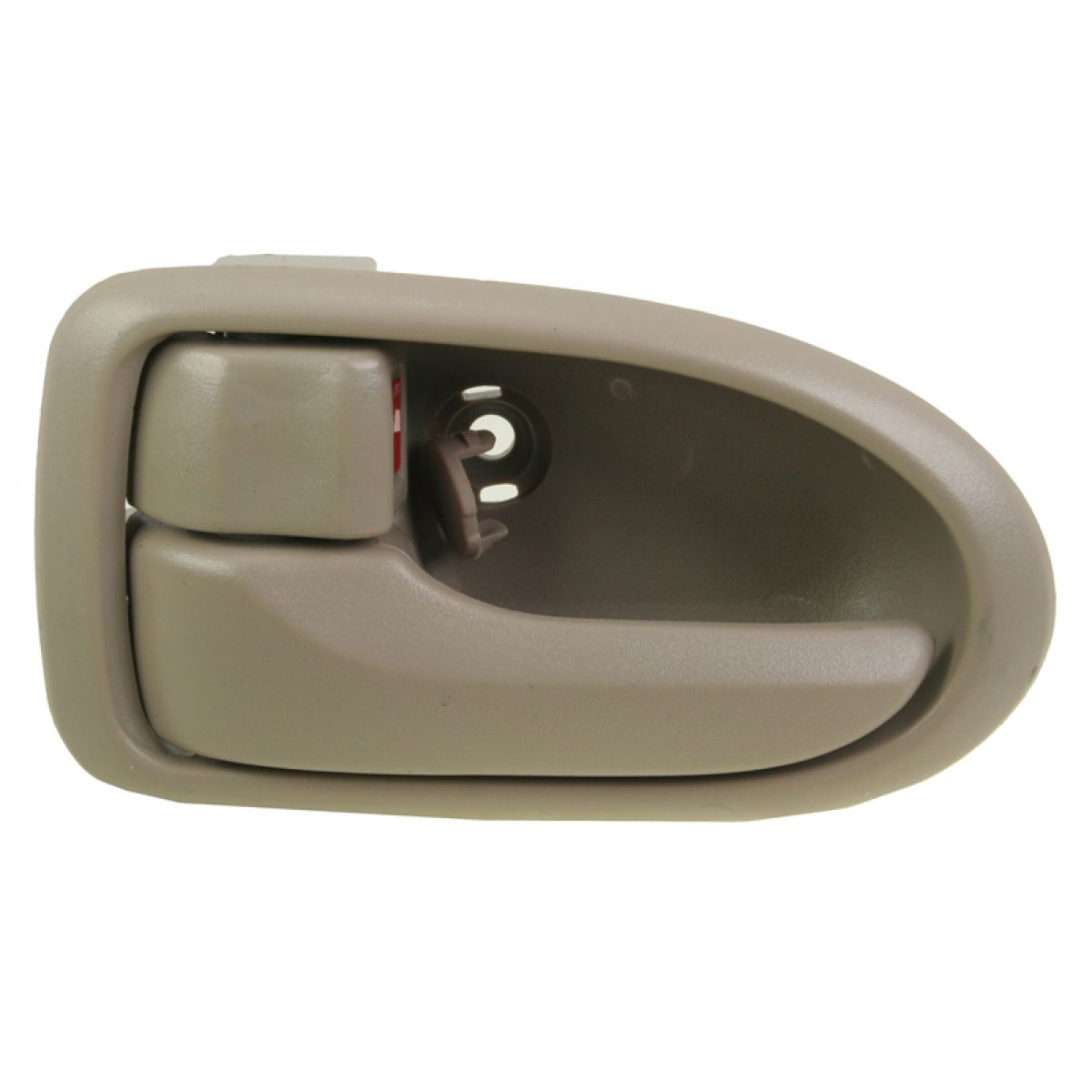 Front Beige Inner Inside Interior Door Handle Lh Left Driver For 00 06 Mazda Mpv