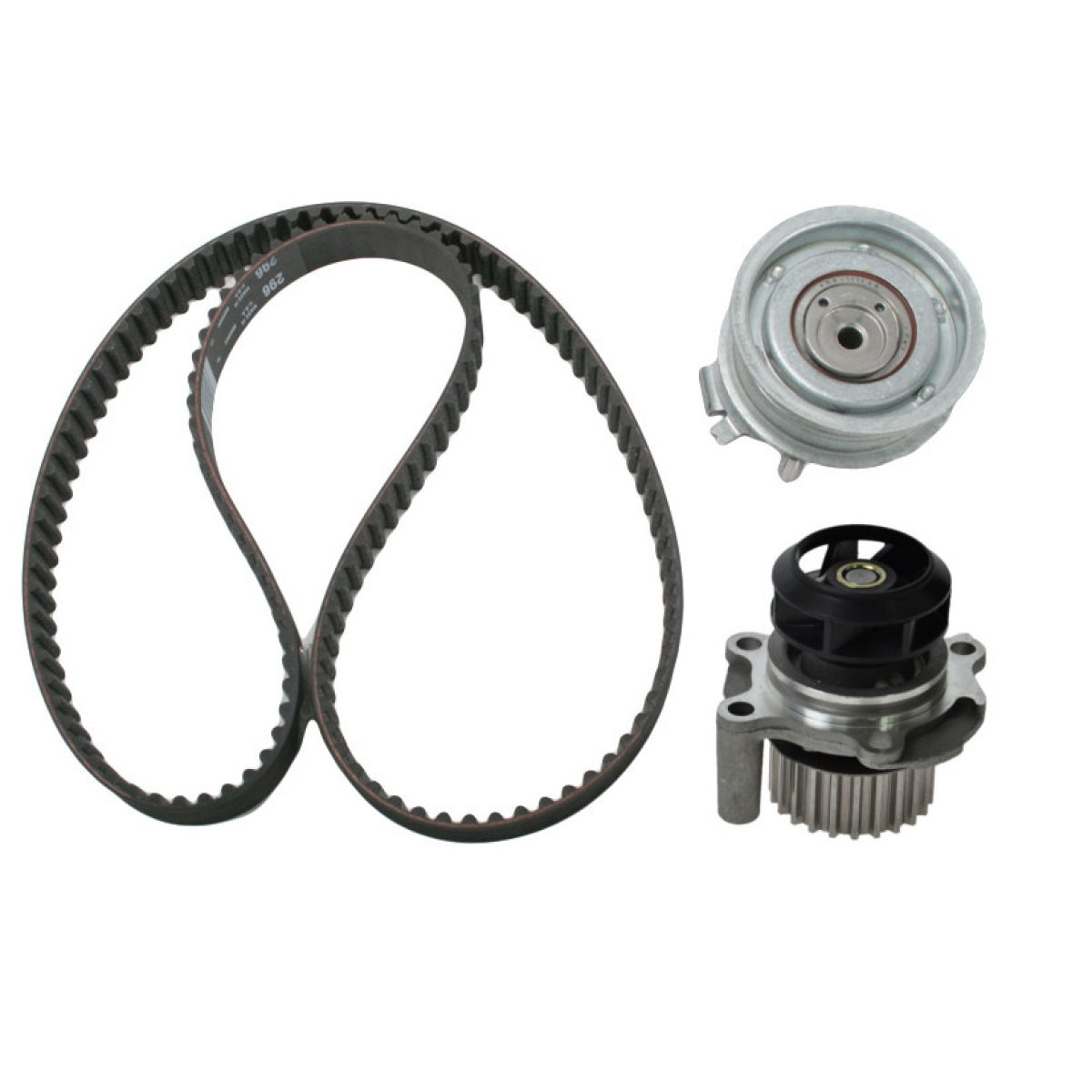 Timing Belt Set Kit W Water Pump For Volkswagen Vw Golf Jetta Beetle 20l