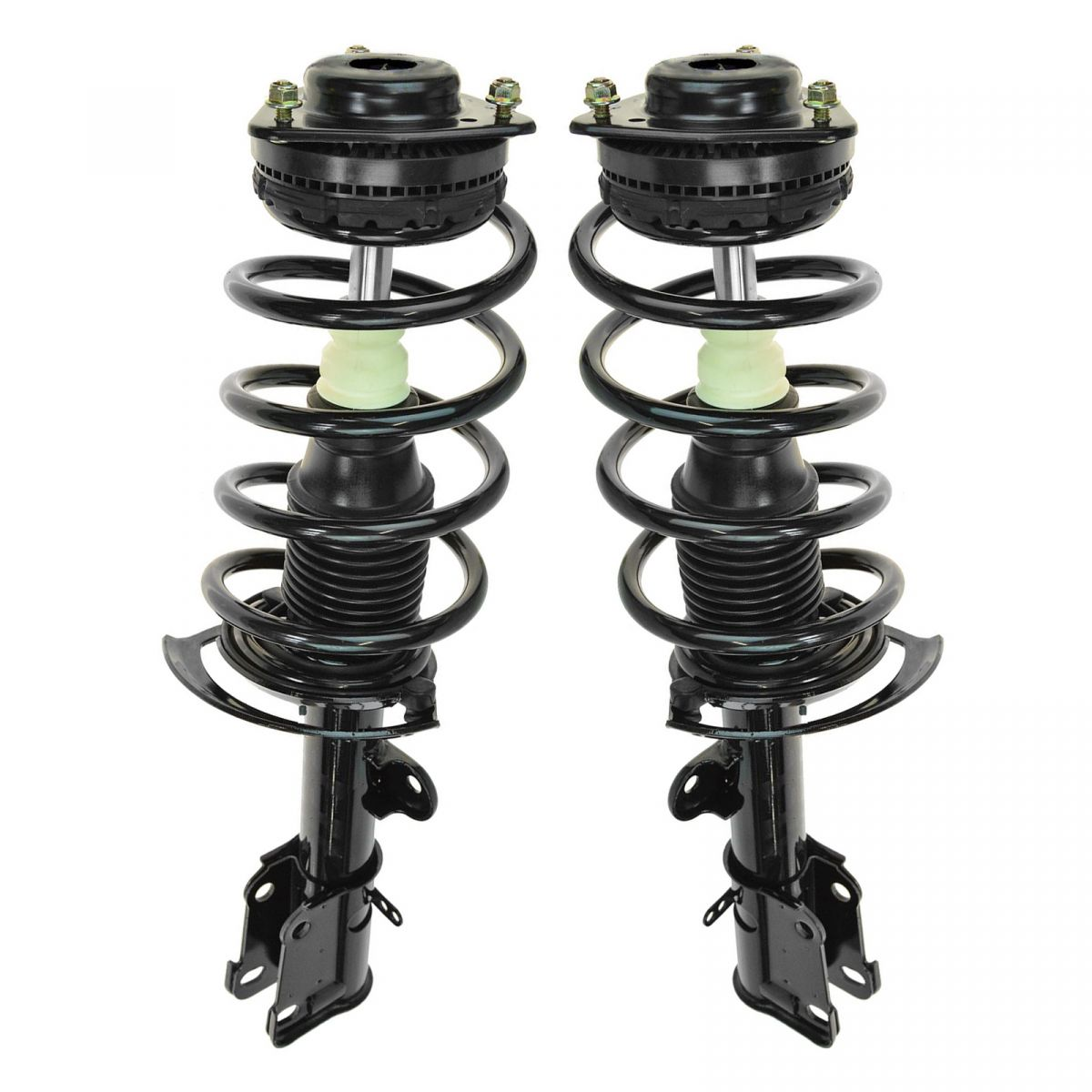 Strut /& Spring Assembly Pair Set LH Left and RH Right Front for Nissan Sentra