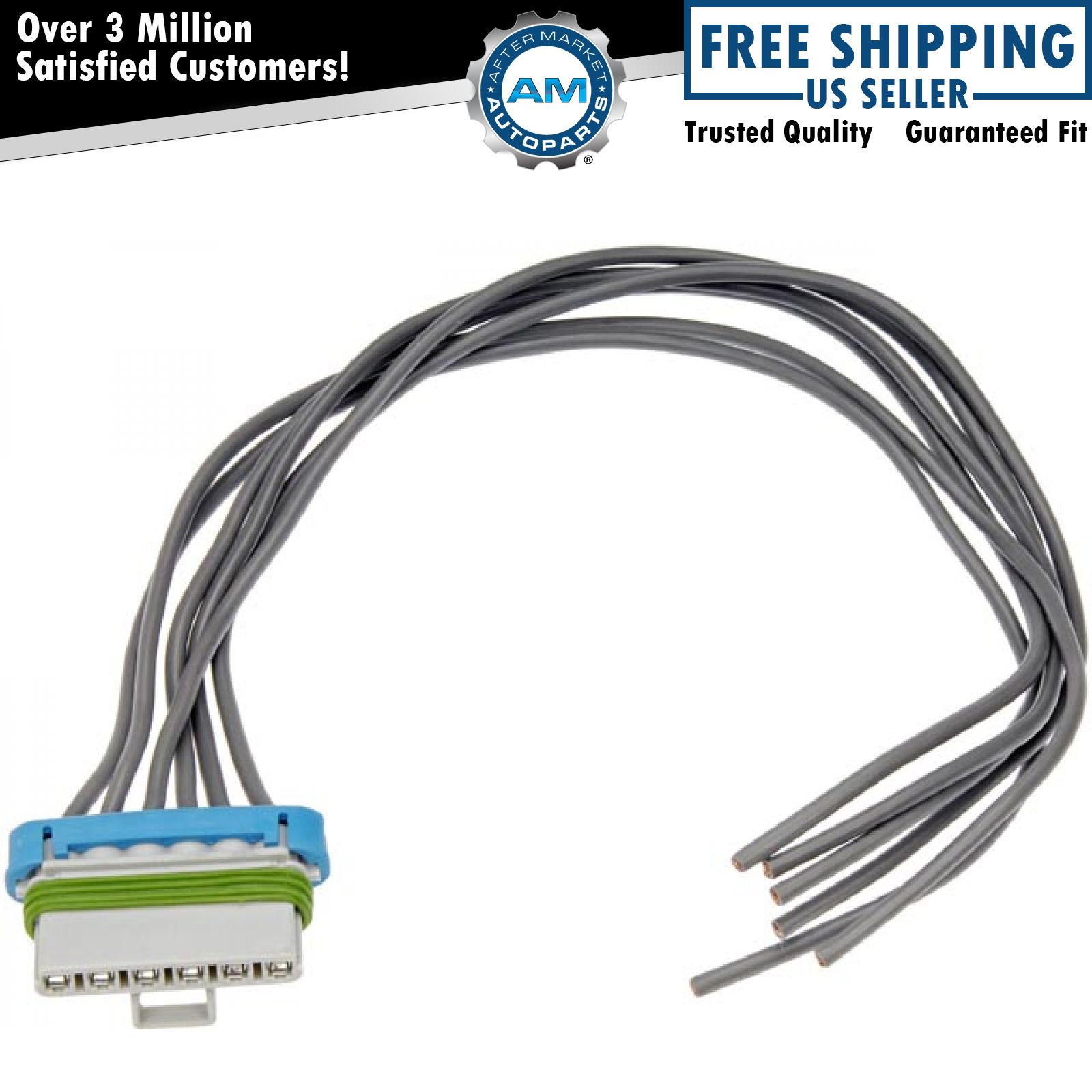 AM 1115928234 dorman 645 542 blower resistor wiring harness plug pigtail for dorman wiring harness at bayanpartner.co