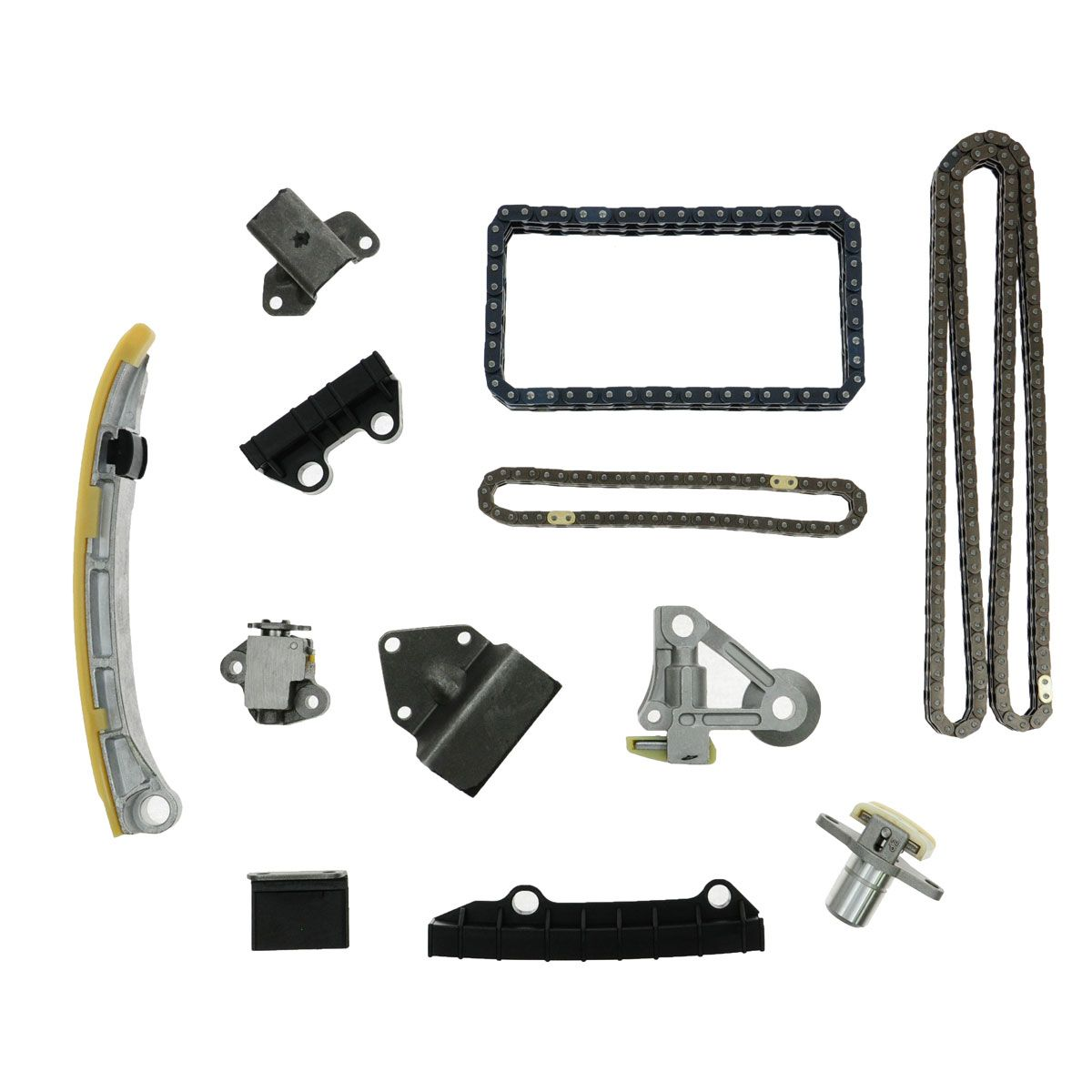 Timing Chain Component Tensioner Rail Set Kit For Grand