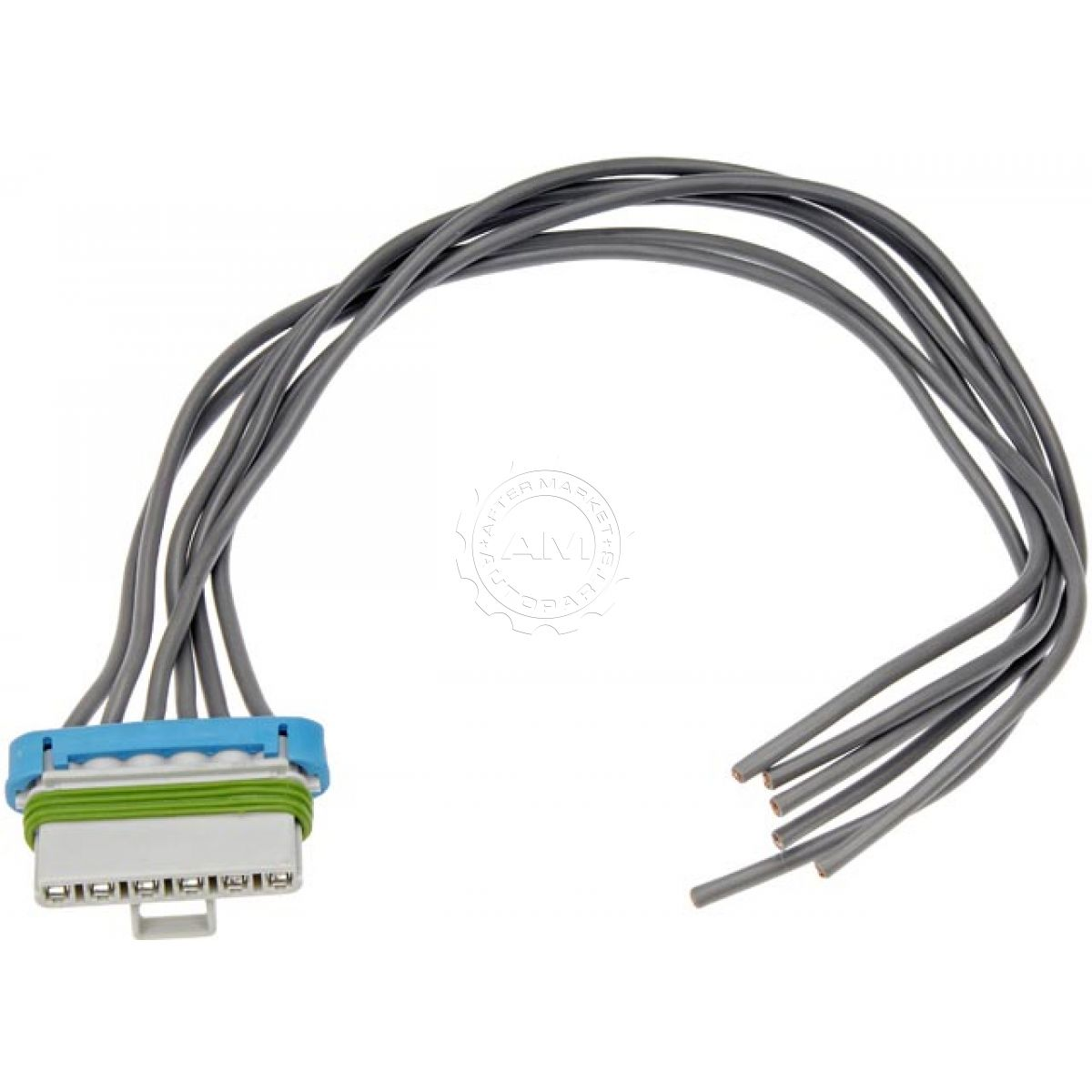 Dorman 645-542 Blower Resistor Wiring Harness Plug Pigtail for Buick Chevy  GMC