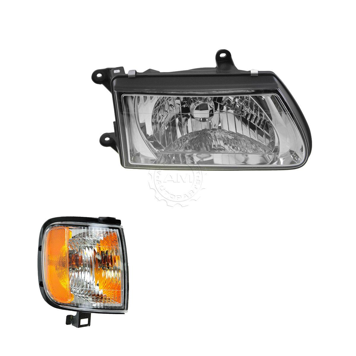 Headlight Corner Light Lamp Kit Rh Right Passenger Side