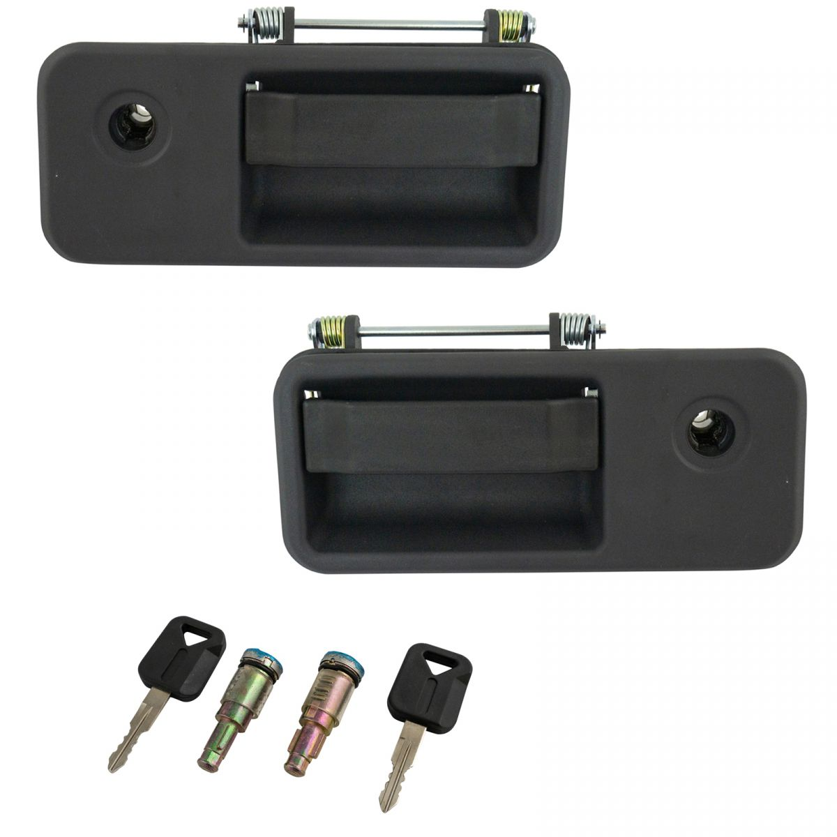 NEW Door Handle w// 2 Keys Left Driver Side for Volvo VNL Truck 20398466