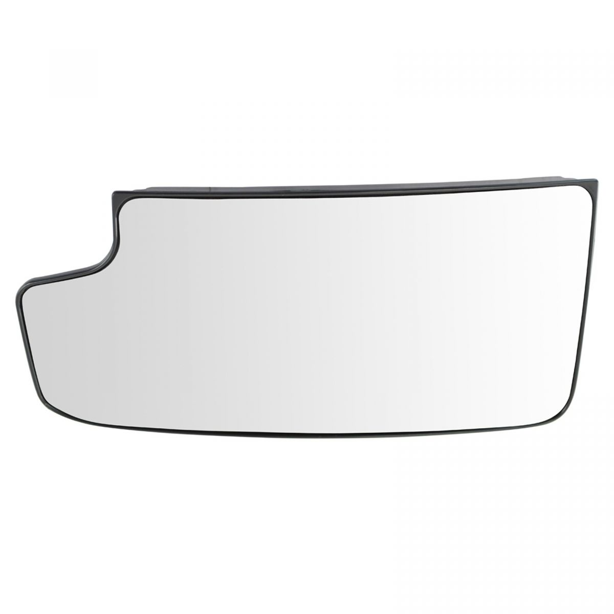 Tow Mirror Glass Lower Convex Driver Side Left LH for GM Pickup Truck SUV New