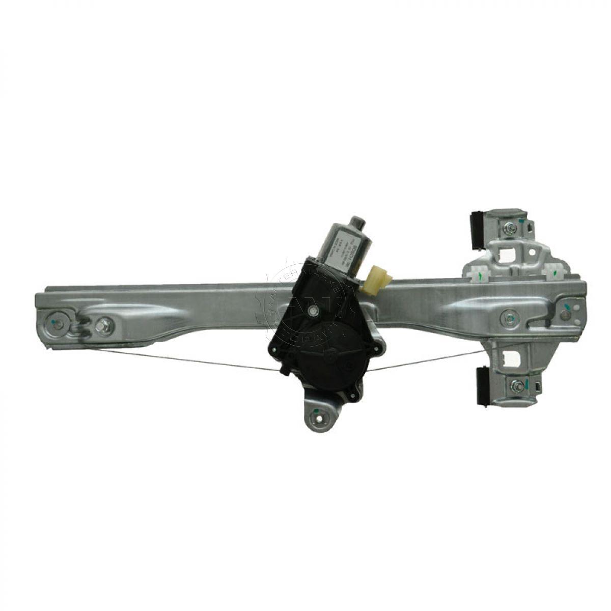 Details about Rear Power Window Regulator & Motor Passenger Right RH RR for  11-12 Chevy Cruze